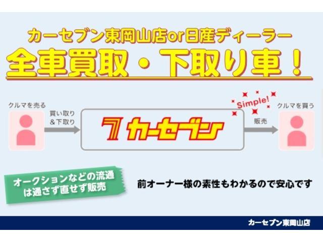 GエアロHDDナビスペシャルパッケージ 両側電動スライド(15枚目)