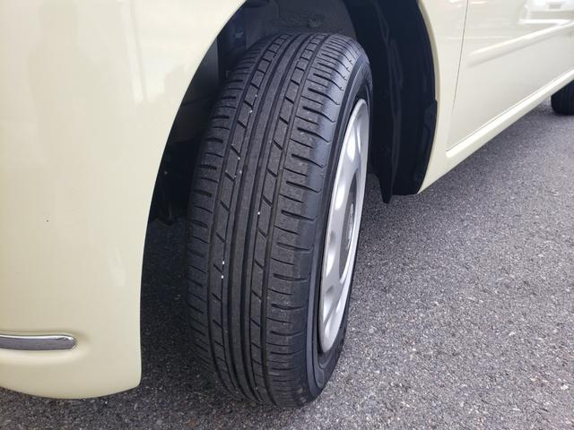 タイヤ溝もたっぷり!
