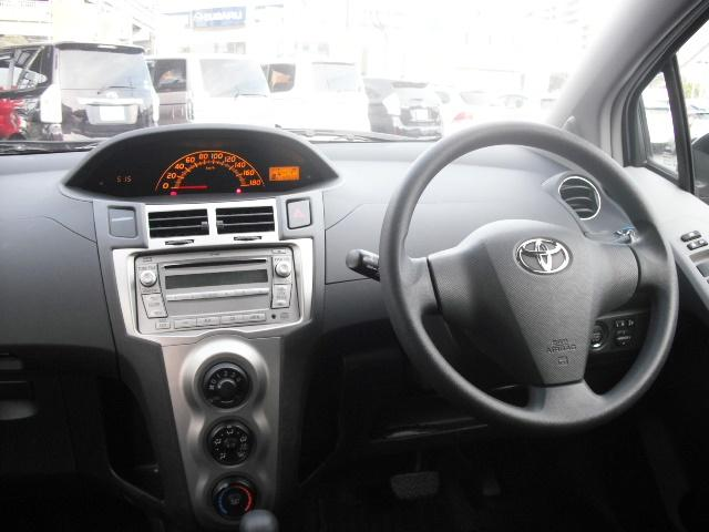 トヨタ ヴィッツ FリミテッドII スマートキー CD ETC HIDライト