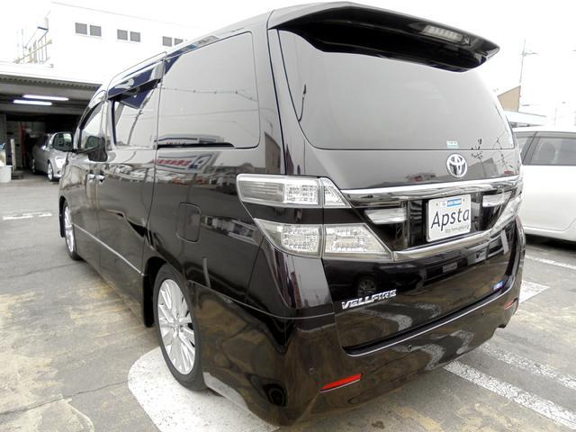 トヨタ ヴェルファイア 2.4Z ナビ TV HIDフォグ 車高調 LED室内イルミ