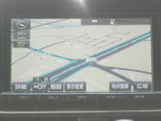 トヨタ ヴォクシー ZS煌 SDナビ フルセグTV Rカメラ 両PSドア 7人乗