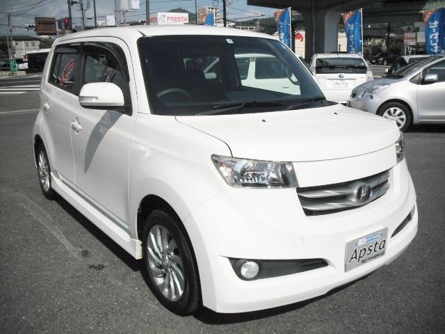 「トヨタ」「bB」「ミニバン・ワンボックス」「広島県」の中古車6