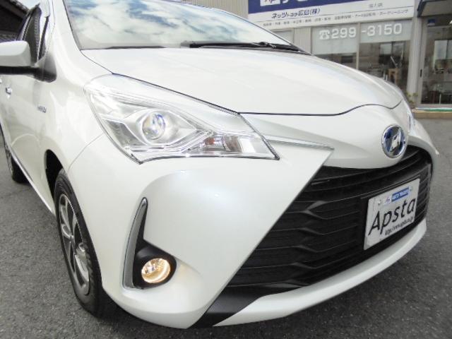 「トヨタ」「ヴィッツ」「コンパクトカー」「広島県」の中古車2