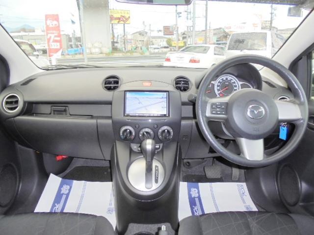「マツダ」「デミオ」「コンパクトカー」「広島県」の中古車17