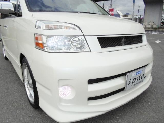 「トヨタ」「ヴォクシー」「ミニバン・ワンボックス」「広島県」の中古車2