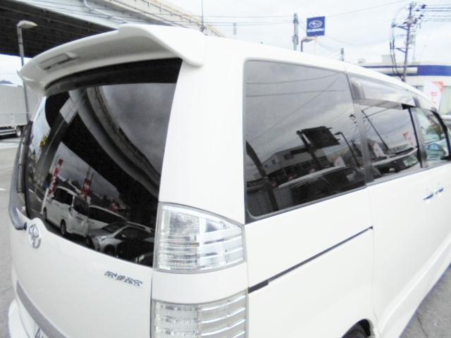 「トヨタ」「ヴォクシー」「ミニバン・ワンボックス」「広島県」の中古車9