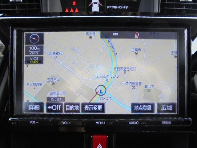 カスタムG 走行30.914km 純正9型SDナビゲーション フルセグTV 1オーナー禁煙車 LEDヘッドライト LEDフォグランプ ETC付 TVキャンセラー付 両側電動スライドドア クルーズコントロール(3枚目)