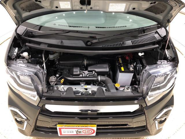 カスタムX 両側パワースライドドア LEDフォグ LEDヘッドランプ パワースライドドアウェルカムオープン機能 運転席ロングスライドシ-ト 助手席ロングスライド 助手席イージークローザー 14インチアルミホイール キーフリーシステム(33枚目)
