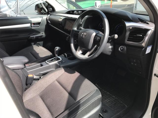 「トヨタ」「ハイラックス」「SUV・クロカン」「広島県」の中古車6