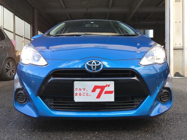 「トヨタ」「アクア」「コンパクトカー」「広島県」の中古車23
