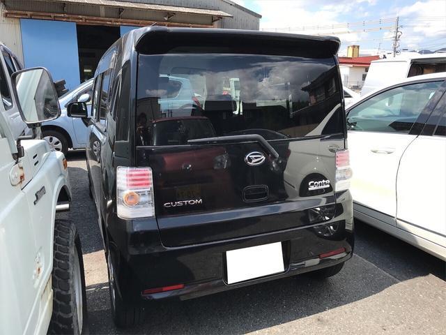 カスタム X 軽自動車 ETC ブラック CVT AC AW(7枚目)