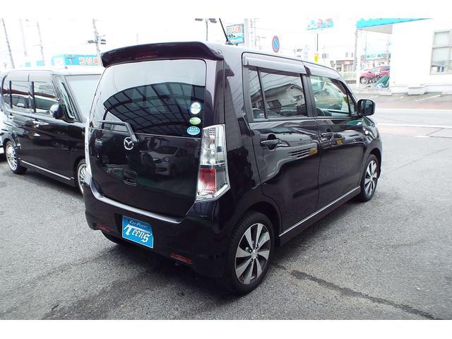 「スズキ」「ワゴンRスティングレー」「コンパクトカー」「広島県」の中古車3