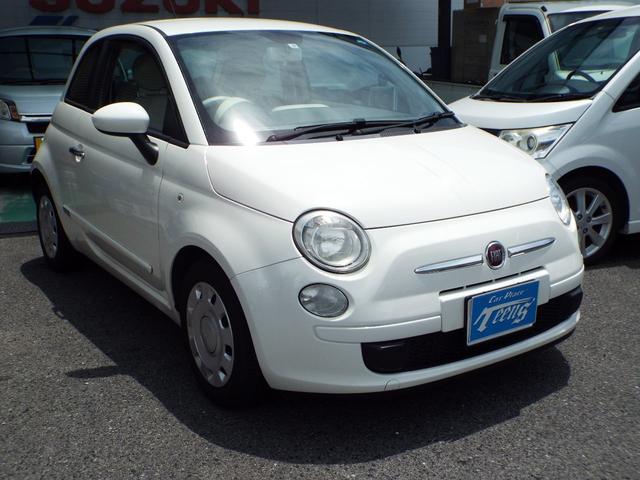 「フィアット」「500(チンクエチェント)」「コンパクトカー」「広島県」の中古車2