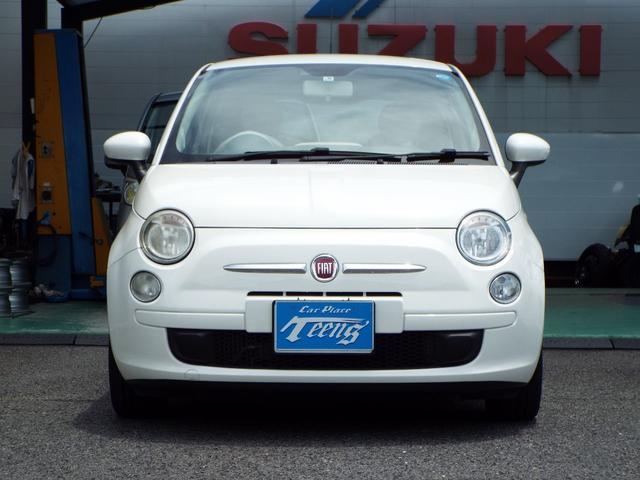「フィアット」「500(チンクエチェント)」「コンパクトカー」「広島県」の中古車5