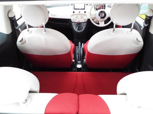「フィアット」「500(チンクエチェント)」「コンパクトカー」「広島県」の中古車18