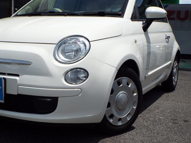 「フィアット」「500(チンクエチェント)」「コンパクトカー」「広島県」の中古車26