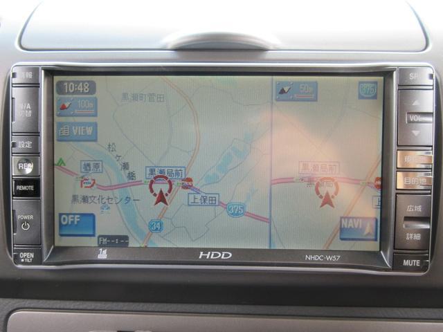 カスタムVSターボ スマートキー ETC HDDナビ momoステアリング 純正アルミホイール タイヤ新品(22枚目)