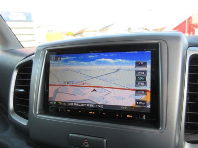 XSリミテッド レーダーブレーキサポート 左右パワースライドドア ケンウッド地デジナビ プッシュスタート スマートキー シートヒーター 純正アルミ ETC(32枚目)