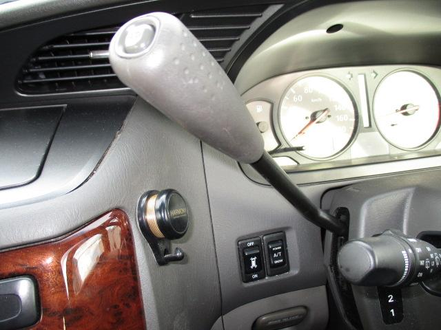日産 エルグランド コールマンバージョン ナビ 革シート 切り替え式4WD