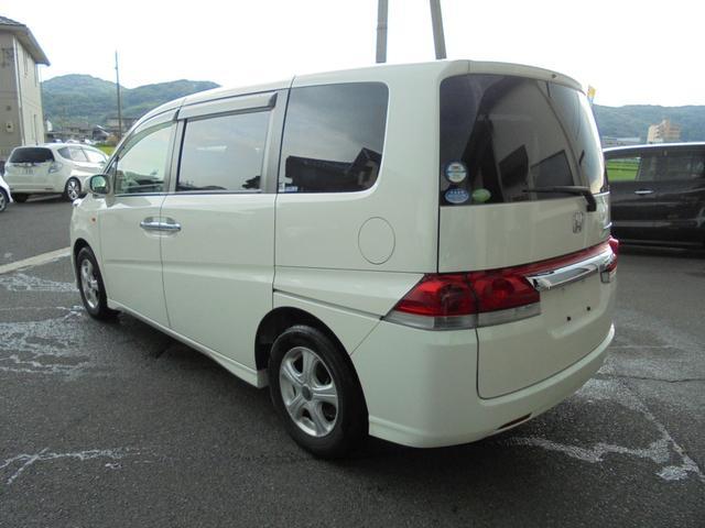 「ホンダ」「ステップワゴン」「ミニバン・ワンボックス」「岡山県」の中古車3