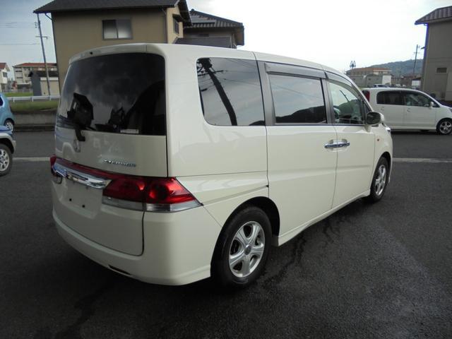 「ホンダ」「ステップワゴン」「ミニバン・ワンボックス」「岡山県」の中古車4