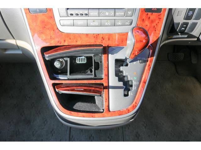 トヨタ アルファードG MX トレゾア アルカンターラバージョン 4WD ETC