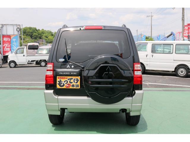 「三菱」「パジェロミニ」「コンパクトカー」「岡山県」の中古車18