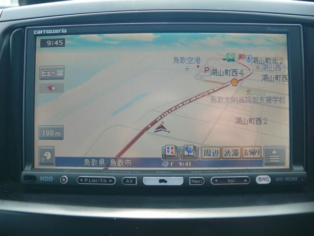 トヨタ ヴォクシー Z HDDナビTV バックモニター HIDライト