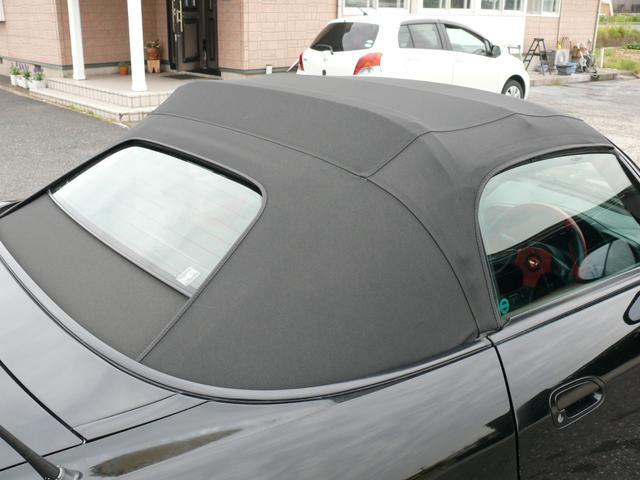 ホンダ S2000 ベースグレード 無限エキマニ 後期ホロ SSR18インチAW