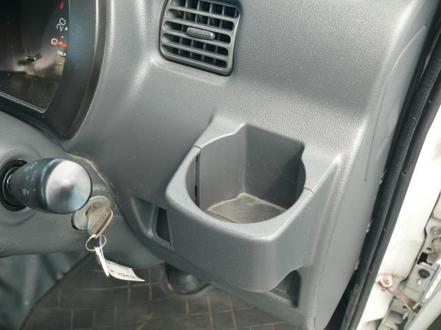 エアコン・パワステ スペシャル オートマ エアコン パワステ パートタイム4WD タイミングチェーンエンジン 三方開(21枚目)