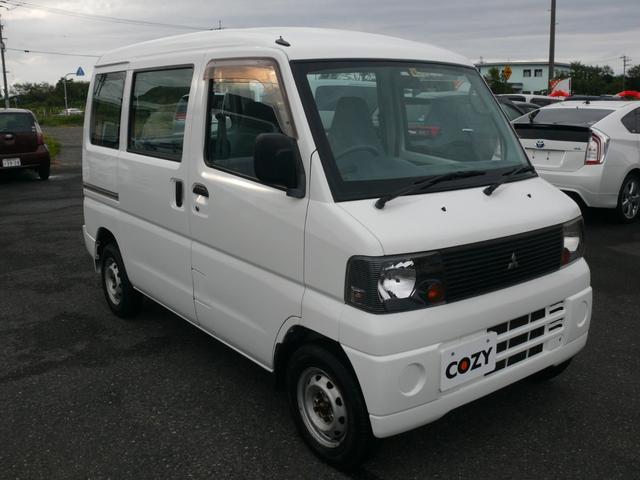 「三菱」「ミニキャブバン」「軽自動車」「鳥取県」の中古車3