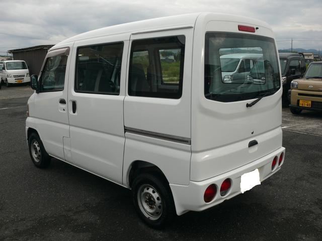 「三菱」「ミニキャブバン」「軽自動車」「鳥取県」の中古車7