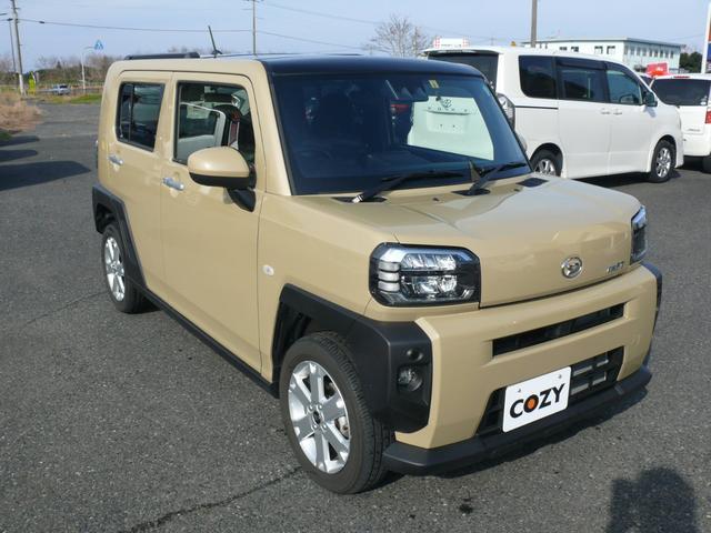 「ダイハツ」「タフト」「コンパクトカー」「鳥取県」の中古車3