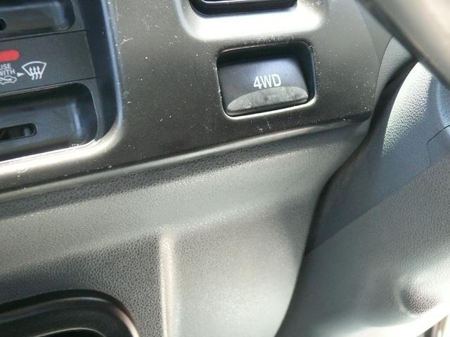 農用スペシャル パートタイム4WD エアコン パワステ 作業灯 全塗装済み テールゲートプロテクター タイミングチェーンエンジン(17枚目)