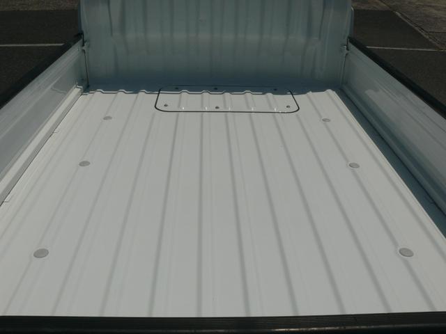 農用スペシャル パートタイム4WD エアコン パワステ 作業灯 全塗装済み テールゲートプロテクター タイミングチェーンエンジン(19枚目)