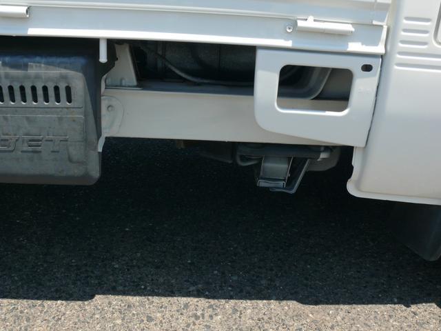 農用スペシャル パートタイム4WD エアコン パワステ 作業灯 全塗装済み テールゲートプロテクター タイミングチェーンエンジン(20枚目)