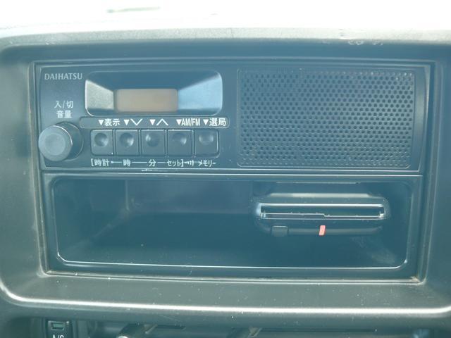 スペシャル エアコン パワステ パートタイム4WD 集中ドアロック 純正ラジオ タイミングチェーンエンジン(18枚目)