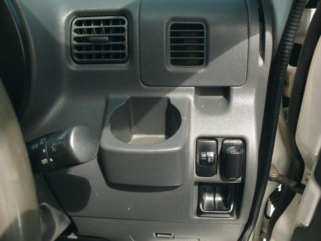 スペシャル エアコン パワステ パートタイム4WD 集中ドアロック 純正ラジオ タイミングチェーンエンジン(22枚目)