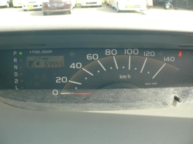 X 4WD キーレス ベンチシート 純正14インチAW プライバシーガラス(15枚目)