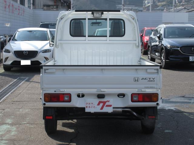 「ホンダ」「アクティトラック」「トラック」「島根県」の中古車6