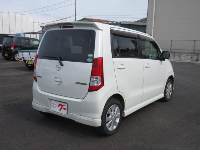 「マツダ」「AZ-ワゴン」「コンパクトカー」「島根県」の中古車4