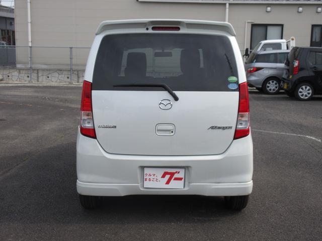 「マツダ」「AZ-ワゴン」「コンパクトカー」「島根県」の中古車5