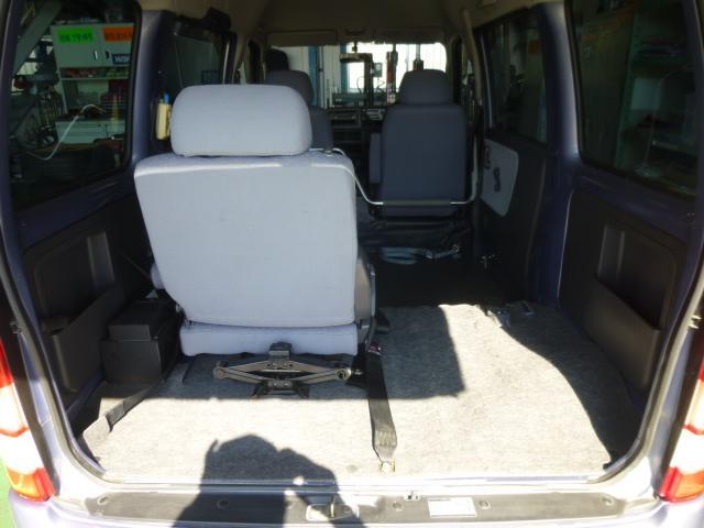 スバル ディアスワゴン 車椅子移動車 AT CD エアコン グー鑑定車