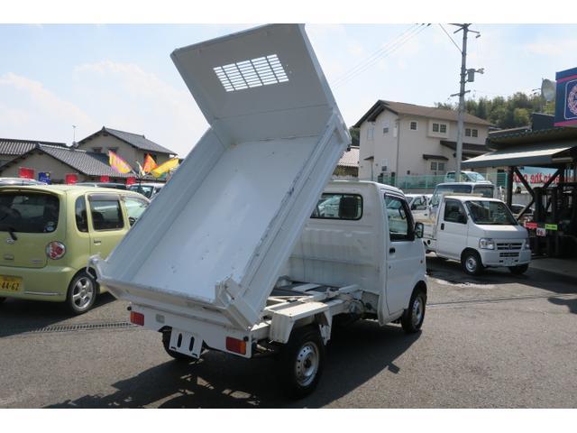 ダンプ エアコンパワステ 4WD(6枚目)