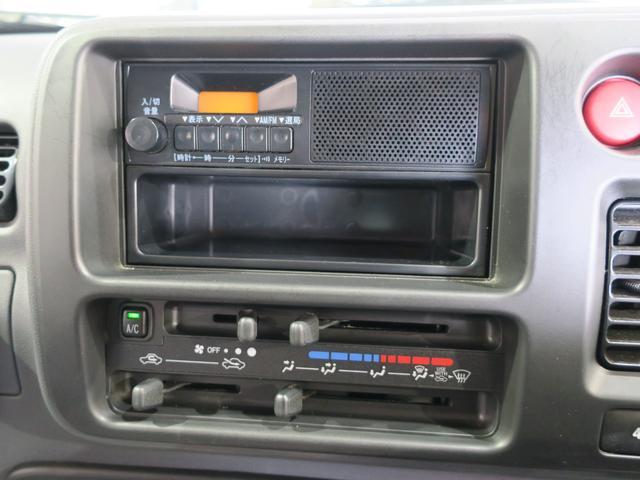 エアコン・パワステ スペシャル 4WD エアコンパワステ ホロ車 5速MT スペアタイヤ付き ライトレベライザー 3カ月3000キロ自社保証(10枚目)