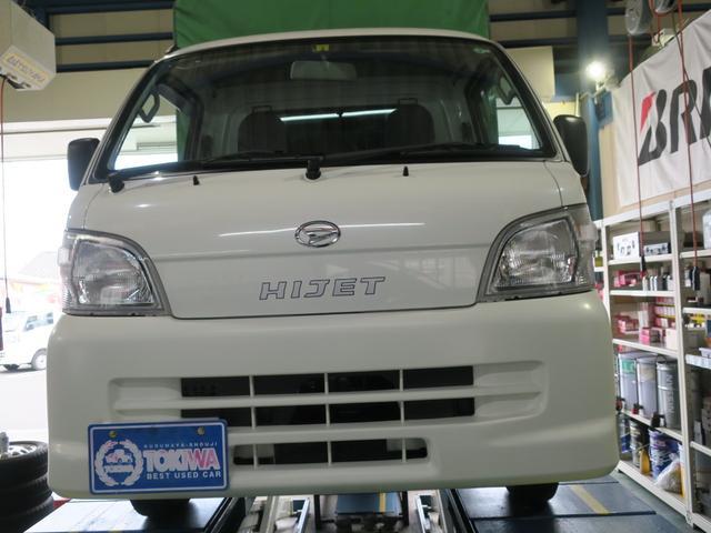 エアコン・パワステ スペシャル 4WD エアコンパワステ ホロ車 5速MT スペアタイヤ付き ライトレベライザー 3カ月3000キロ自社保証(21枚目)