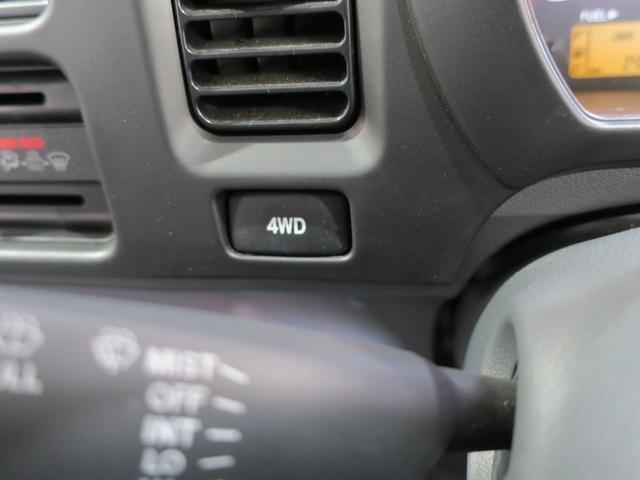 エアコン・パワステ スペシャル 4WD エアコンパワステ ホロ車 5速MT スペアタイヤ付き ライトレベライザー 3カ月3000キロ自社保証(28枚目)