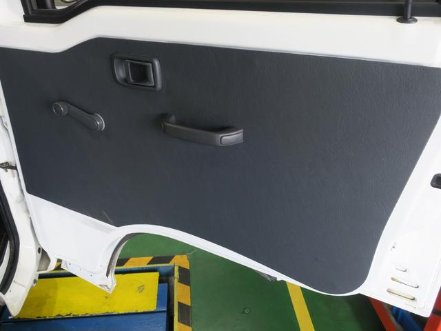 エアコン・パワステ スペシャル 4WD エアコンパワステ ホロ車 5速MT スペアタイヤ付き ライトレベライザー 3カ月3000キロ自社保証(29枚目)