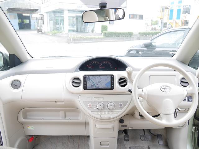 トヨタ ポルテ 130i CPKG 禁煙車HDD テレビDVD 後期パワスラ