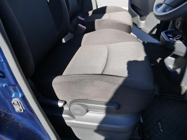 1番傷みの出やすい運転席の座面ですが破れやほつれも無く良い状態です。